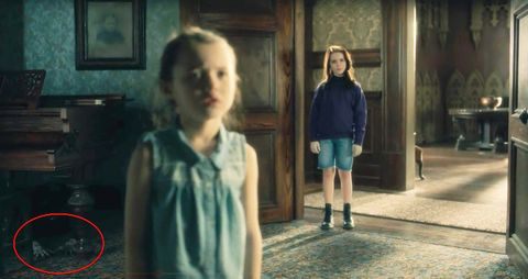 Haunting Of Hill House Ghosts You Didn T Even Spot