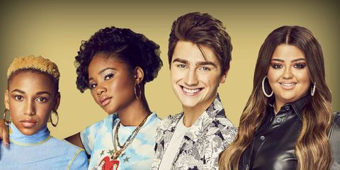 X Factor 2018 Contestants Get All Star Makeovers In New Photos
