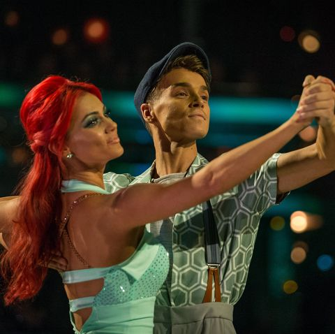 Strictly's Dianne Buswell shares incredible look at her dance practice with Joe