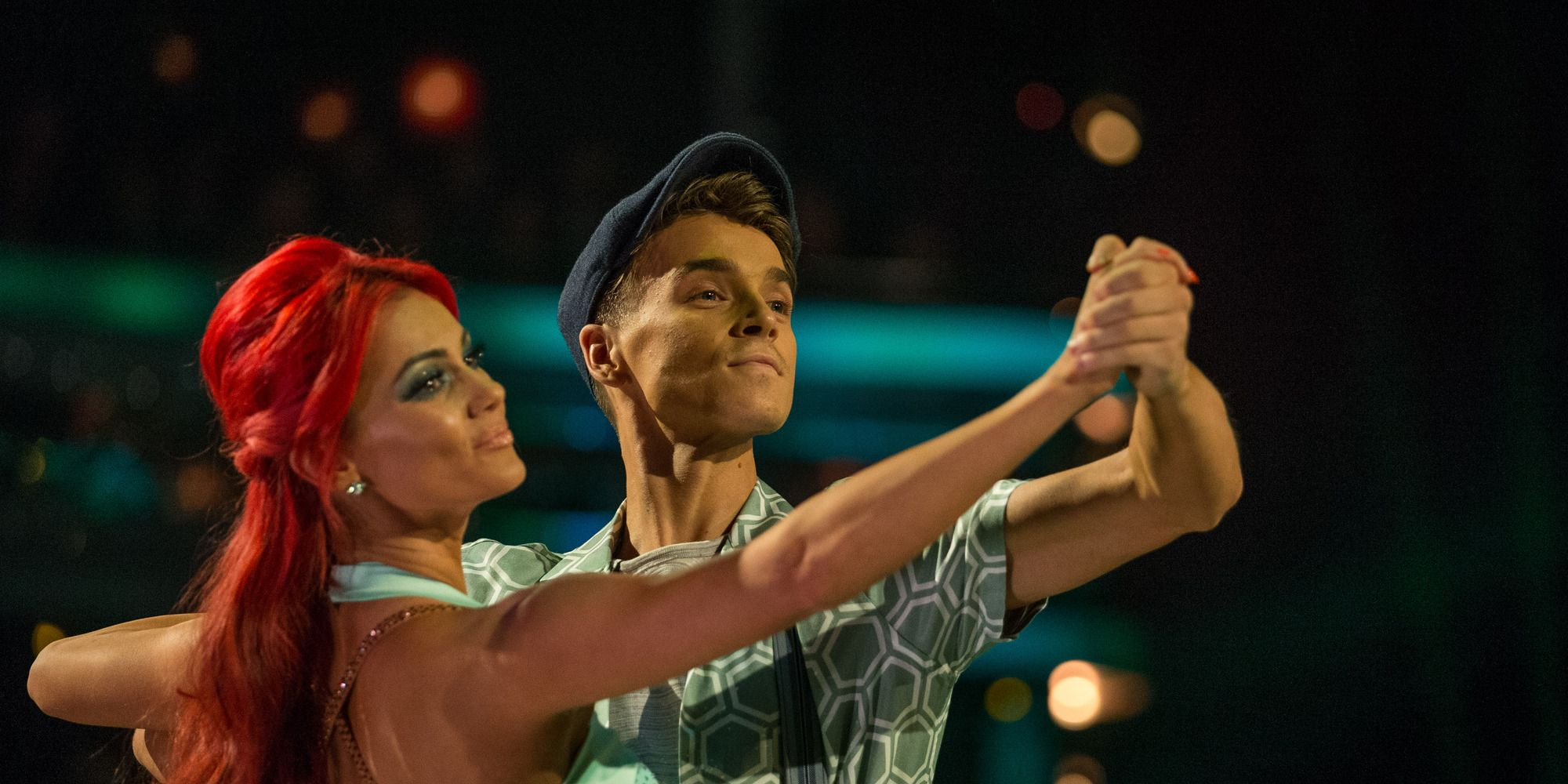 Strictly Come Dancing week 5: Joe Sugg and Dianne Buswell