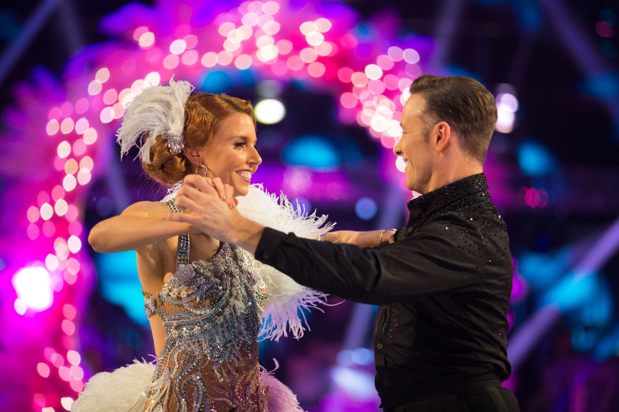 Strictly seems to have made one very intentional move with its 2019 line-up