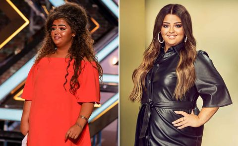 Scarlett Lee, X Factor 2018
