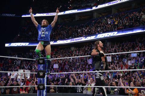 WWE SmackDown 1000