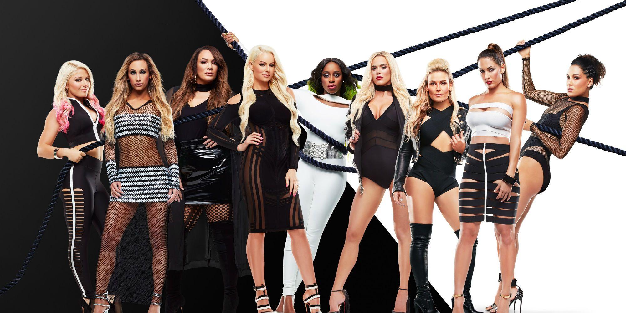 WWE Total Divas Season 8