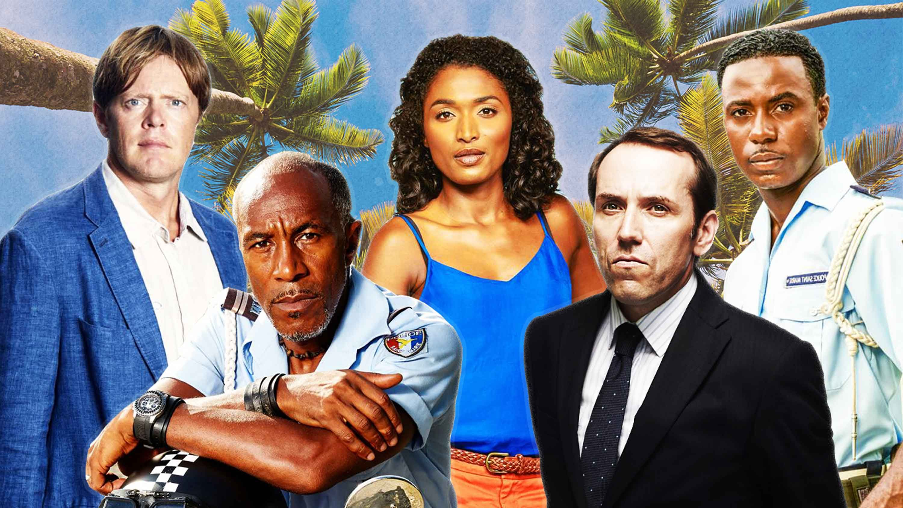 Not Exactly Paradise But It Wasnt Bad >> Death In Paradise Deserters Exactly Why Everyone Quit The Bbc Series