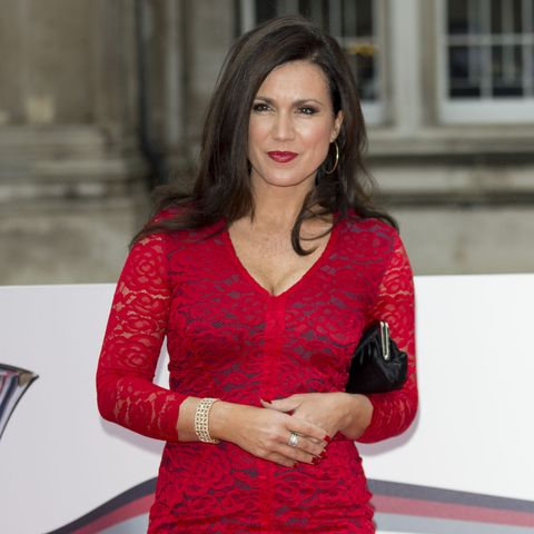 susanna reid dons three red dresses in week before christmas   and one is just £26