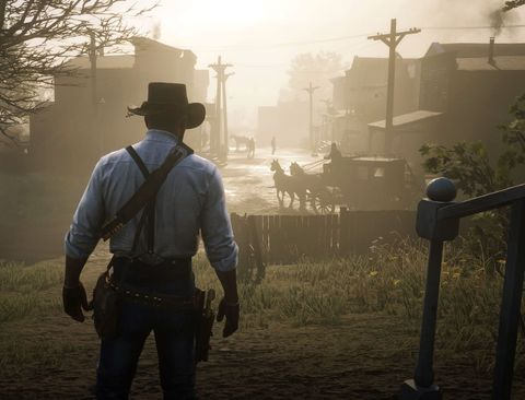 Red Dead Redemption 2 review PS4: A living legend