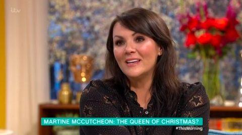 Martine Mccutcheon Talks Possible Second Love Actually Movie