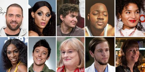 trans actors who are rocking 2018