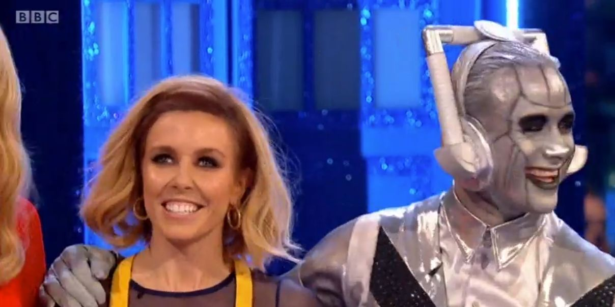 Stacey Dooley & Kevin Clifton, Strictly Come Dancing