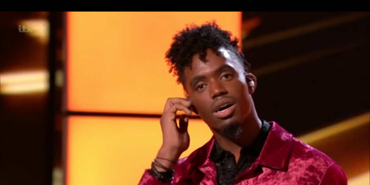 """Dalton Harris, the winner of X Factor 2018, had difficulty in being """"in the show"""""""