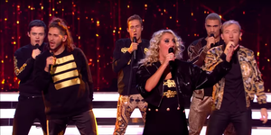 The X Factor 2018 – live shows week 2, LMA Choir