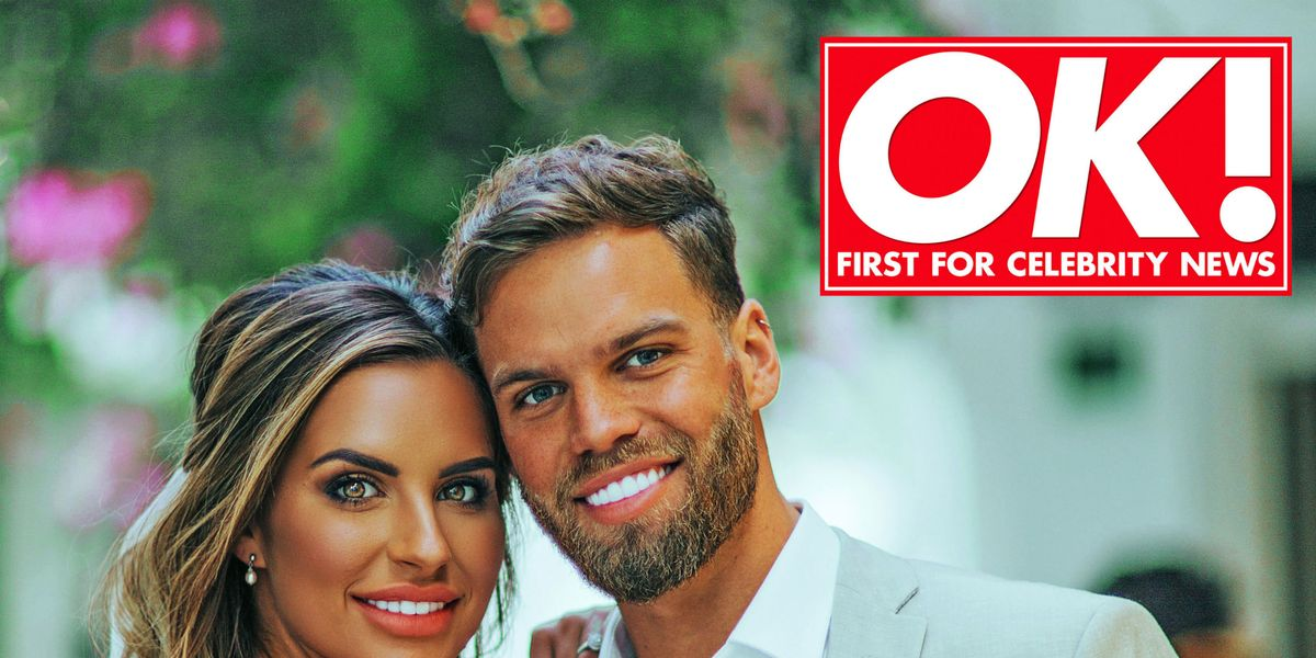 Love Island S Dom Lever And Jessica Shears Get Married In Intimate Ceremony