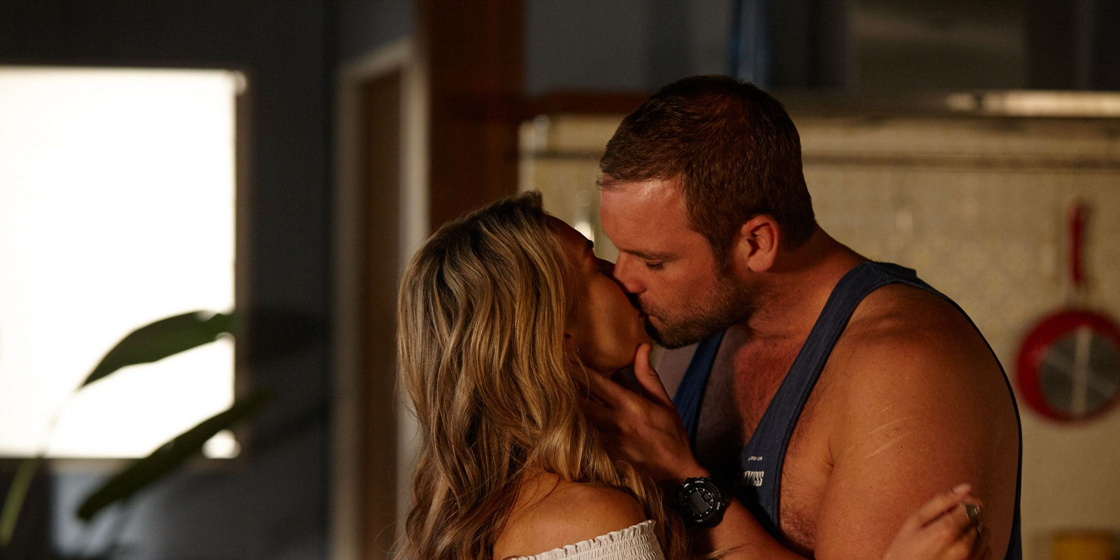 Jasmine Delaney and Robbo reach a decision over their future in Home and Away