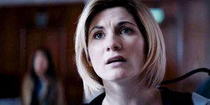 Jodie Whittaker in Doctor Who series 11 episode 4: 'Arachnids in the UK'