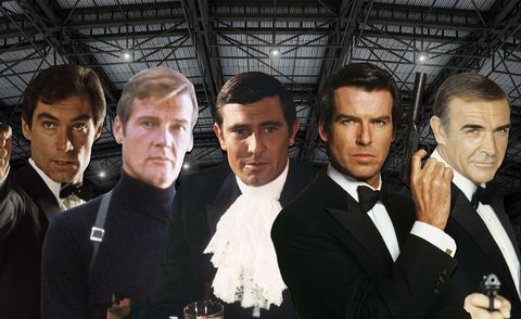 James Bond Actors Why Each 007 Actor Quit