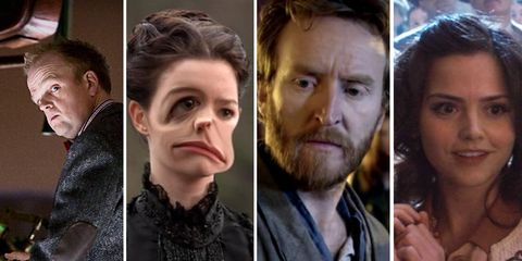 Marvel stars you forgot were in Doctor Who
