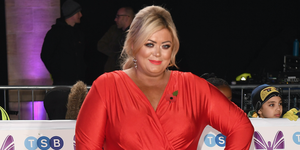 Gemma Collins attends the Pride of Britain Awards 2018