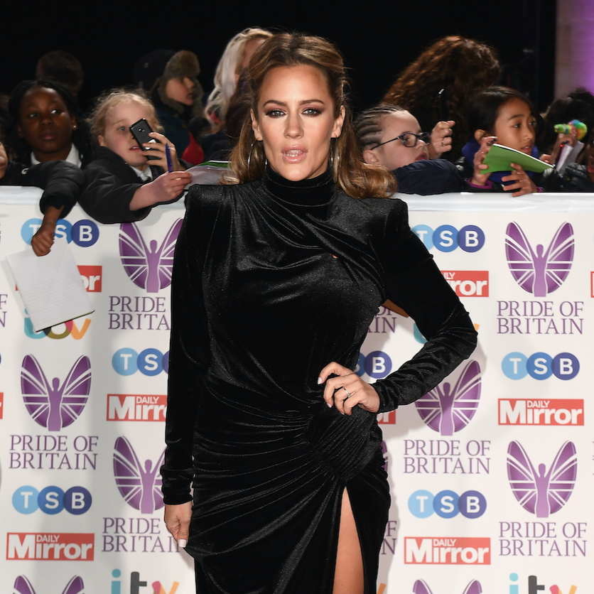 Caroline Flack reveals why she nearly had to pull out of Love Island filming