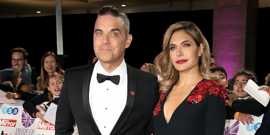 Ayda Field shares heartwarming message as she and Robbie Williams celebrate milestone anniversary