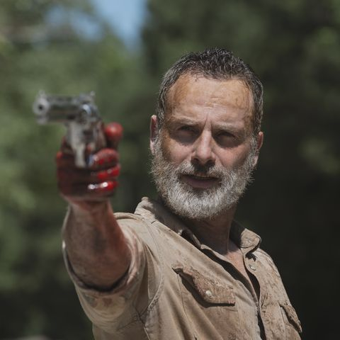 The Walking Dead Creator Explains Why He Killed Rick Grimes