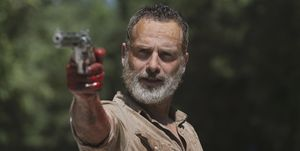 Andrew Lincoln, Rick Grimes, The Walking Dead, Season 9, Episode 5