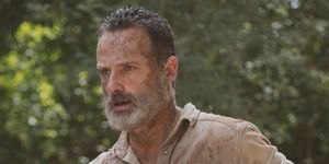 Andrew Lincoln, Rick Grimes, The Walking Dead, Season 9, Episode 5