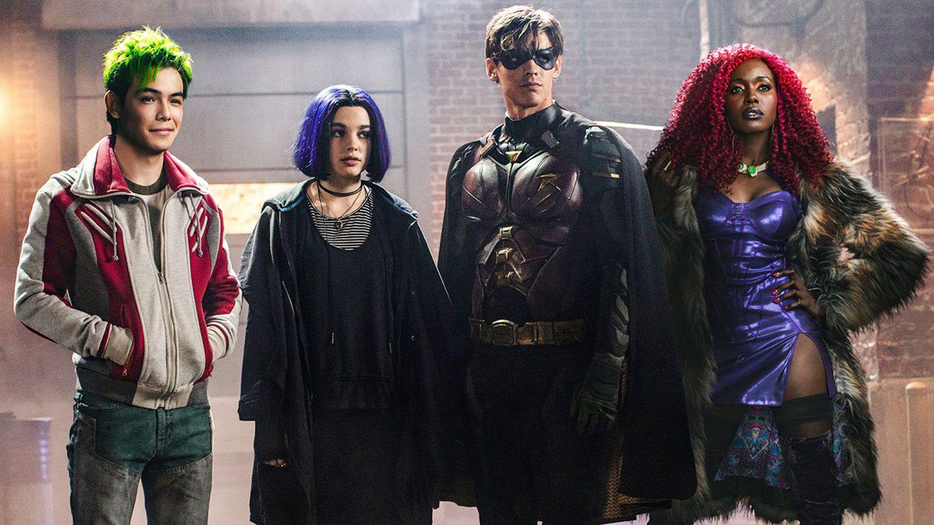 DC's Titans fate revealed following season 2