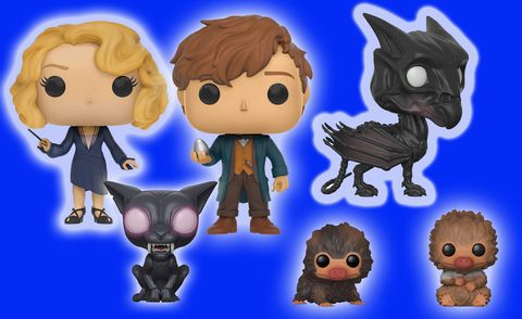 Fantastic Beasts: The Crimes of Grindelwald Funko Pop