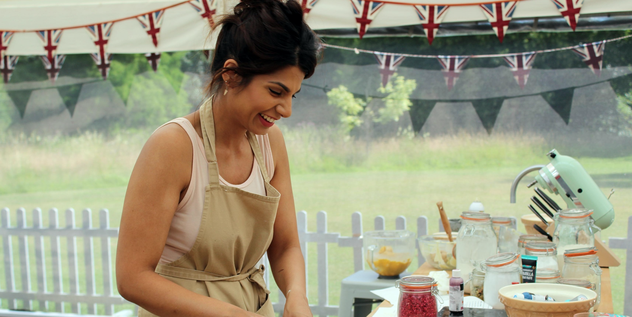 Great British Bake Off finale: Ruby