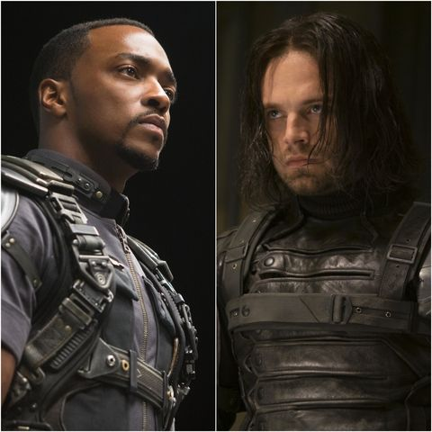 Avengers spin-off show Falcon and Winter Soldier set to feature two more major MCU characters