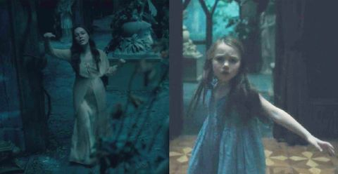 The Haunting Of Hill House Spooky Details You Missed