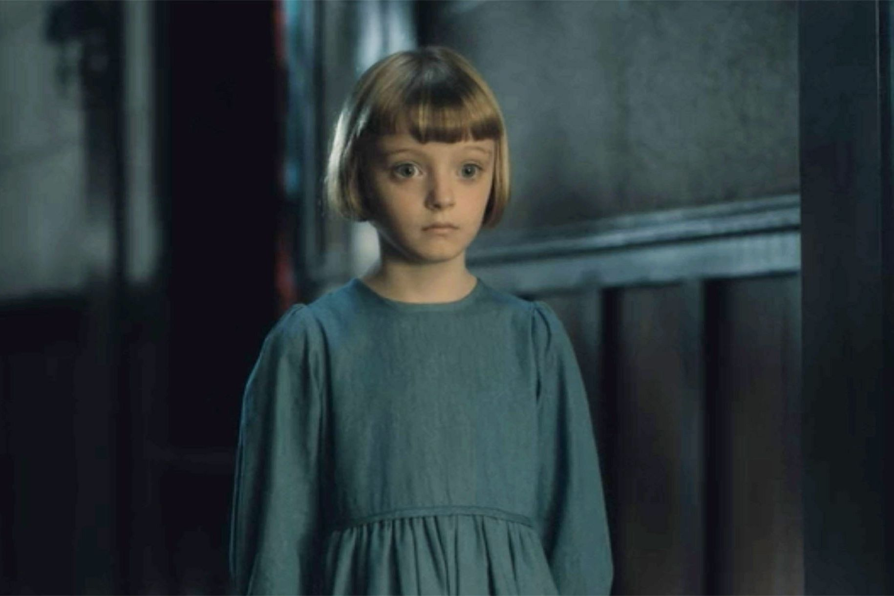Abigail in The Haunting of Hill House