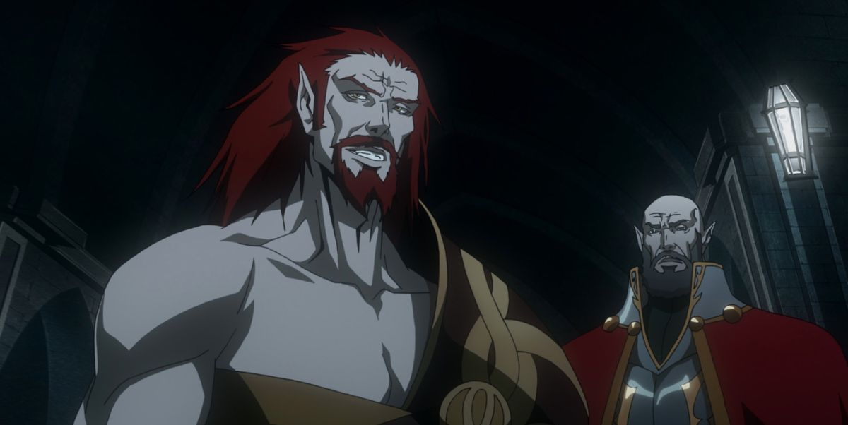 "Castlevania season 4 is ""going to be amazing"", says voice actress Alejandra Reynoso"