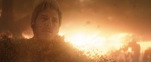 avengers infinity war, star-lord, chris pratt