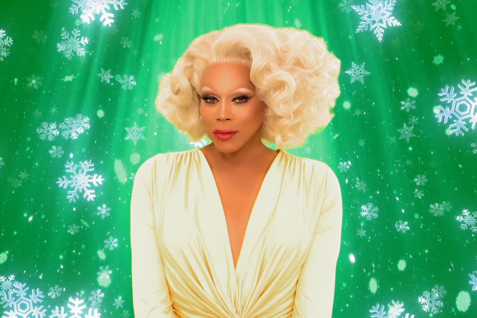 RuPaul's Green Screen Holiday Special
