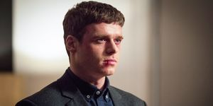 EMBARGOED 18/09/18 00:01: Richard Madden as David Budd, The Bodyguard, episode 6