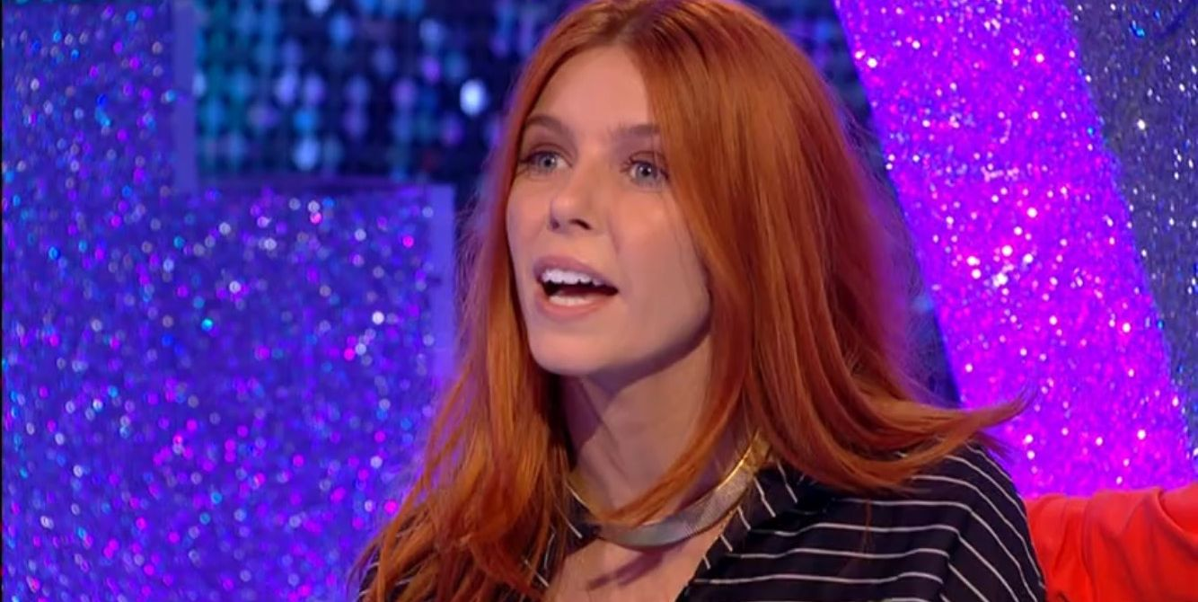 Strictly Come Dancing It Takes Two 11/2/18: Stacey Dooley