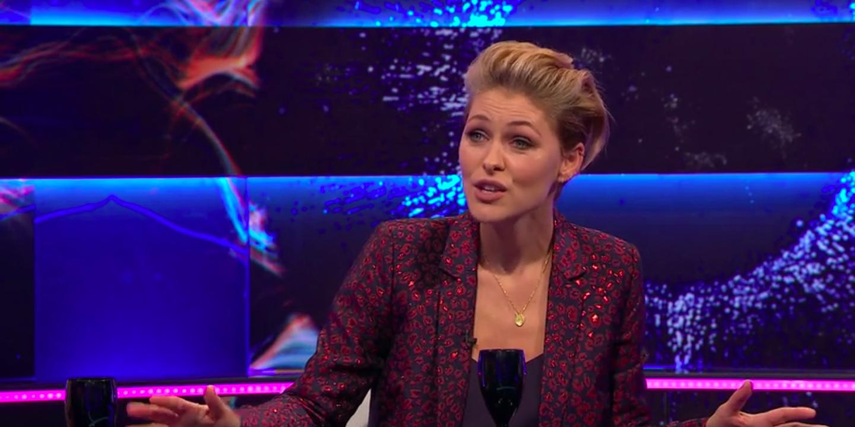 Emma Willis on Big Brother's Bit on the Side, Friday November 2