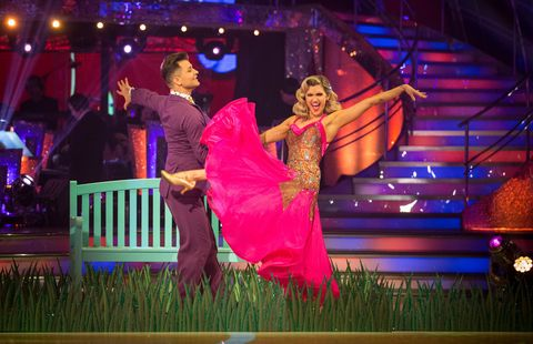 Strictly Come Dancing's Ashley Roberts taking on