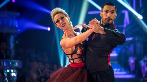 Strictly Come Dancing week 7: Faye Tozer and Giovanni Pernice