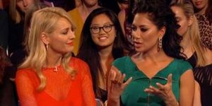 Strictly Come Dancing, Nicole Scherzinger, Tess Daly