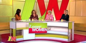 Loose Women, Nadia Sawalha, Andrea McLean, Gloria Hunniford, Jane Moore