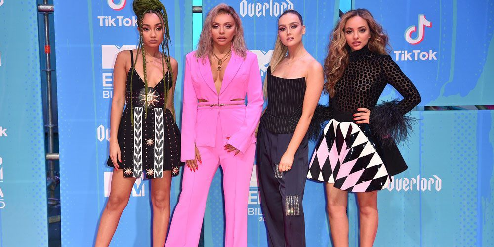 Little Mix appear NAKED in empowering music video for new