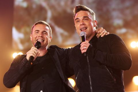 Take That's Gary Barlow admits he 'wasn't very nice' at the height of fame