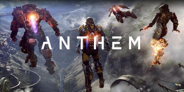 Anthem Gameplay Trailer Release Date And Everything You Need