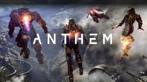 Anthem: release date, trailer and all you need to know