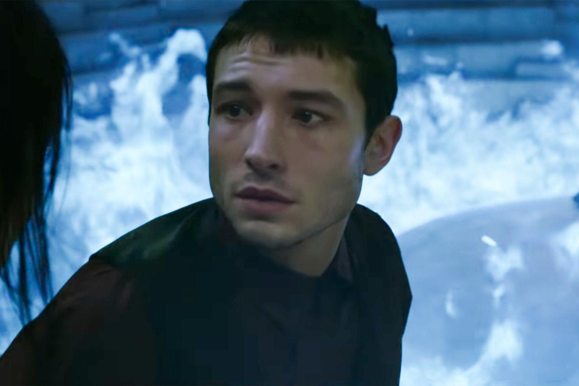 Ezra Miller as Credence Barebone in Fantastic Beasts The Crimes of Grindelwald