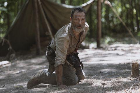 Walking Dead Season 9 Episode 5 Walking Dead Callbacks You
