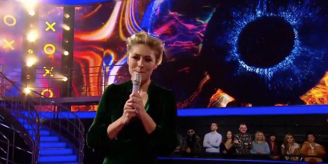 Emma Willis says Big Brother goodbye